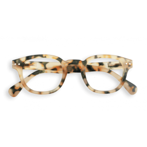 Izipizi #C Reading Glasses(Spectacles)Light Tortoise