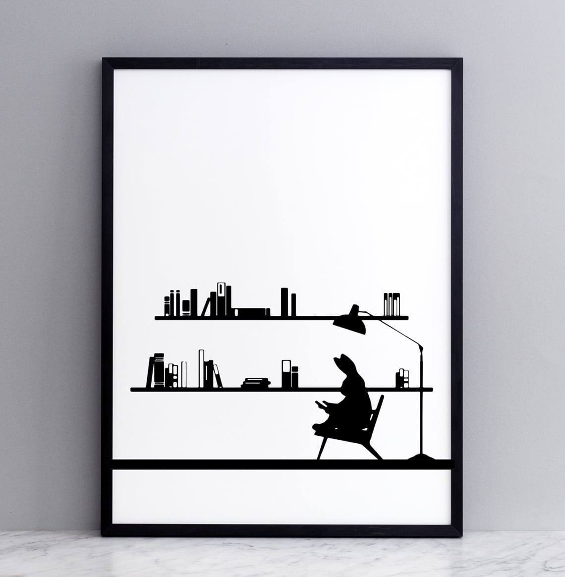 ham-reading-rabbit-print