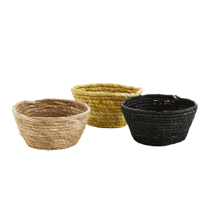 Set of 3 Corn Baskets