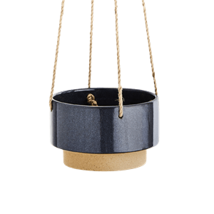 Hanging Blue Top Flower Pot