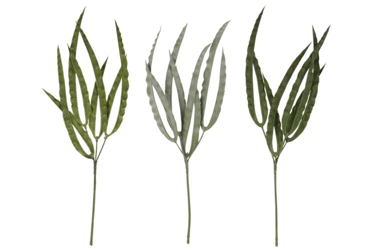 Faux Green Grasses