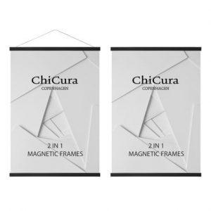 Oak Magnetic Frame 22cm