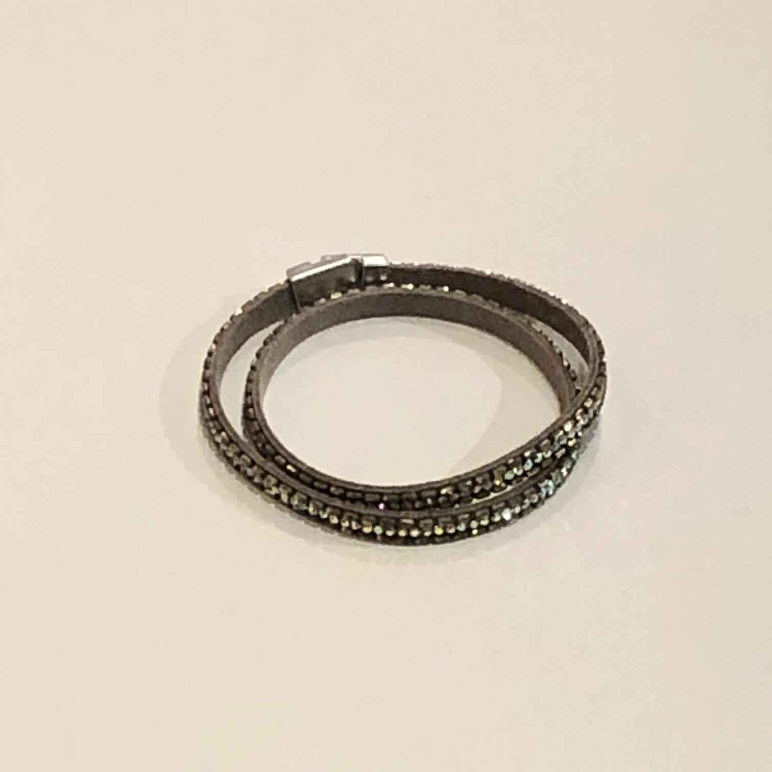 Multi Strand Layered Bracelet