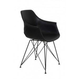 Black Serbian Dinning Chair