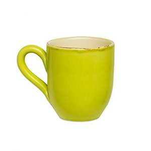 Light Green Ceramic Mug