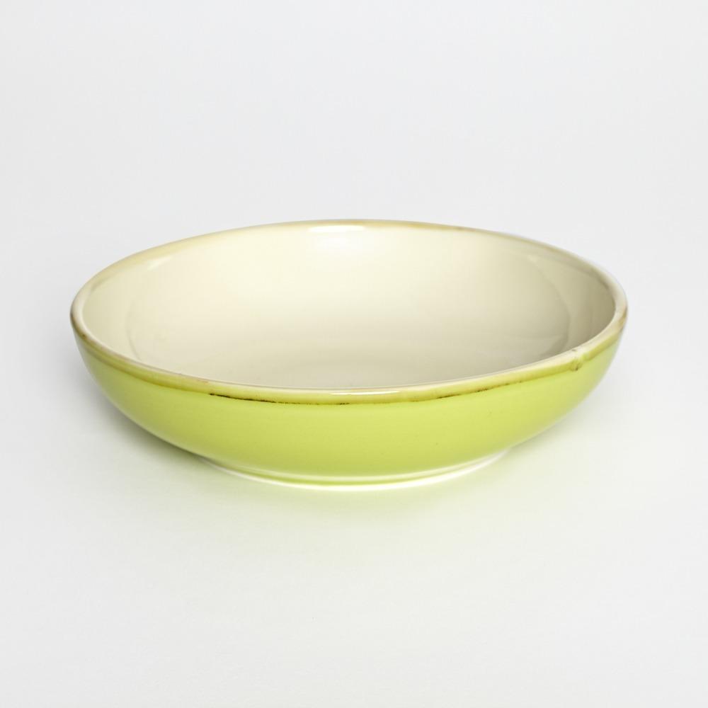 Light Green Pasta Bowl