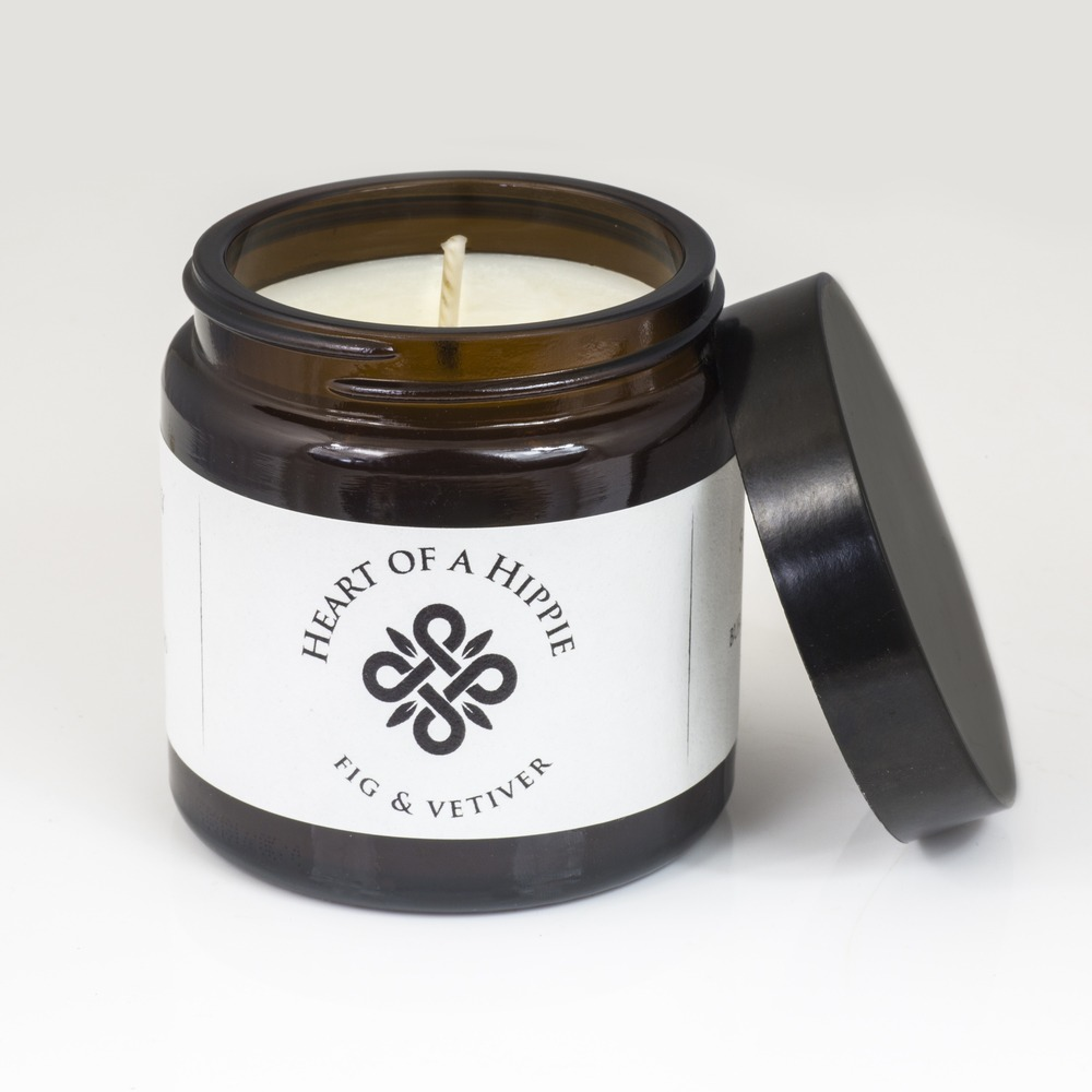 Heart of a Hippie Scented Candle