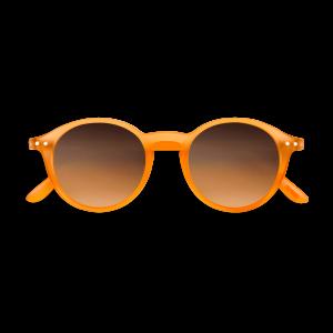 Izipizi # D Sunglasses Orange Flash