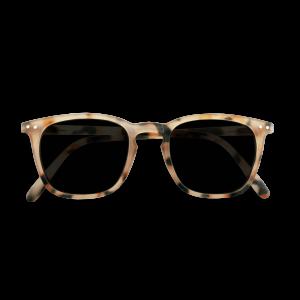 Izipizi # E Sunglasses Light Tortoise Grey Lenses