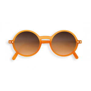 Izipizi # G Sunglasses Orange Flash