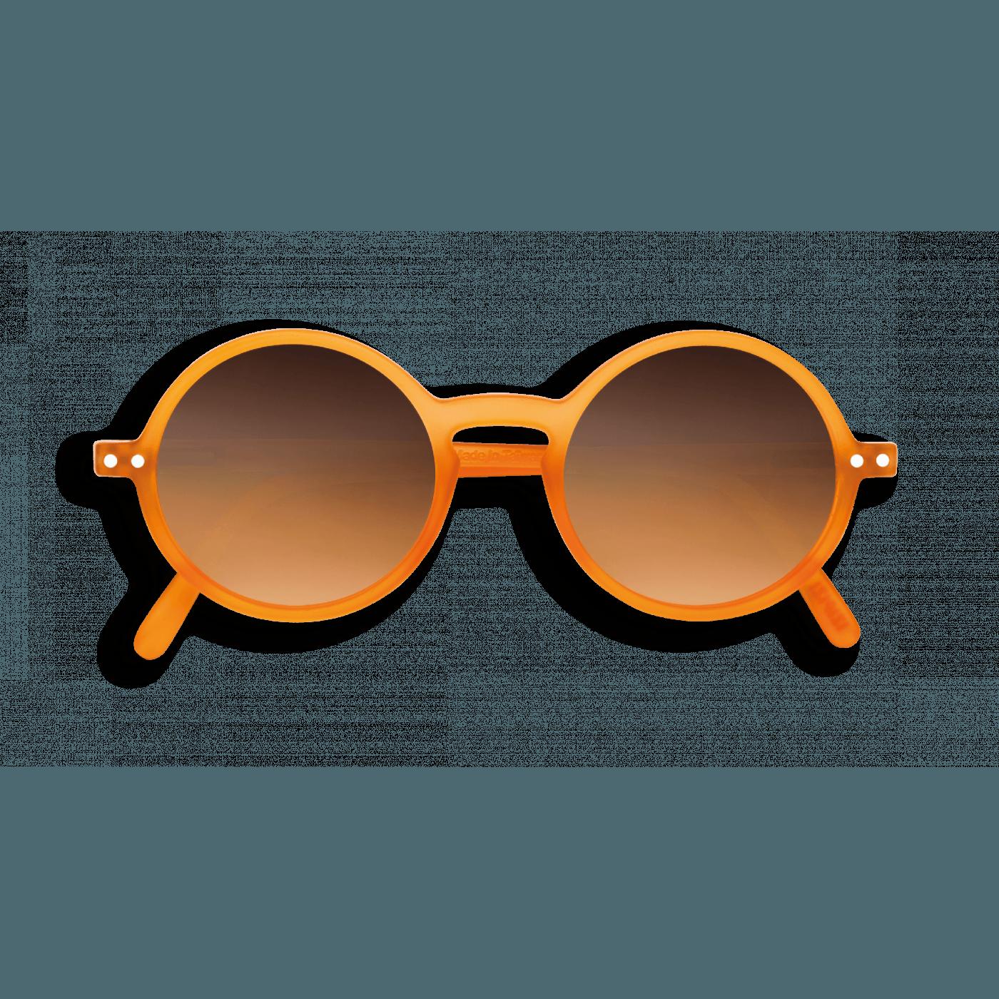 Izipizi # G Sunglasses Orange Flash
