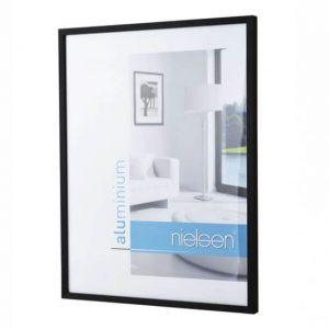 Pearl Matt Black Aluminium 70cm x 100cm Frame