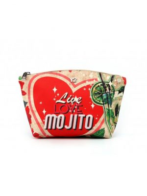 Y Not Mojito Cocktail Beauty Bag