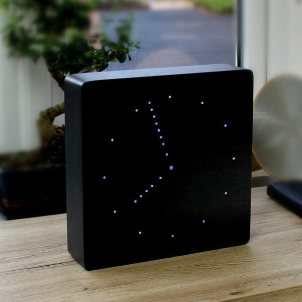 Analogue Clock Black