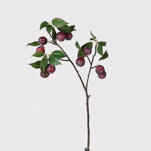 Faux Plum Branch