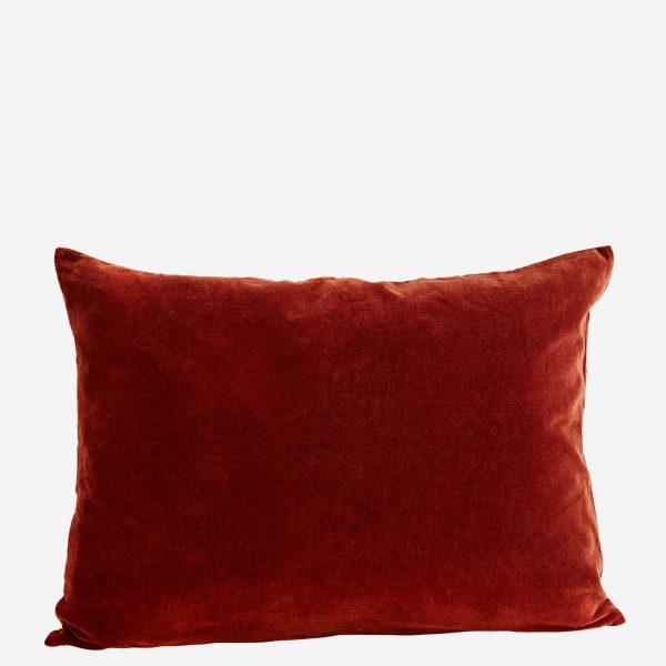 Tandoori Spice Velvet Cushion