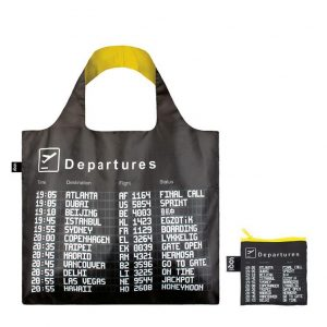 Loqi Airport Arrivals Bag