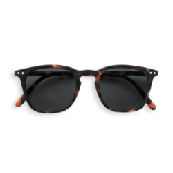 Izipizi # E Sunglasses Tortoise Grey Lenses