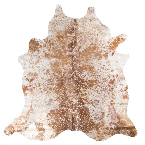Cow Hide Rug Acid Wash