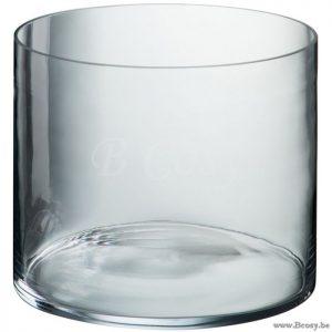Medium Glass Vase 25cm