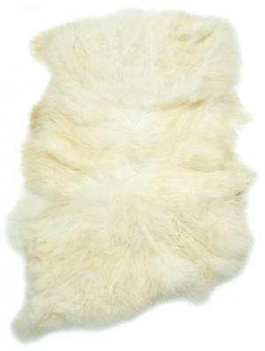Silky Triple Sheepskin Rug Ivory