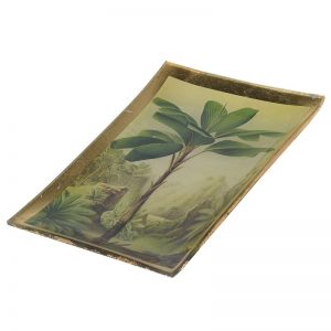 Palm Tree Trinket Dish