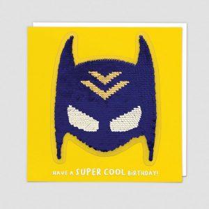 Greetings Card Superhero