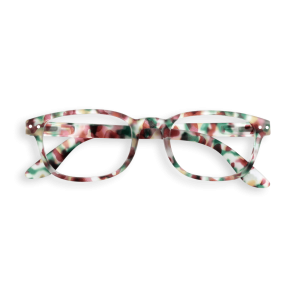 Izipizi #B Reading Glasses(Spectacles)Green Tortoise