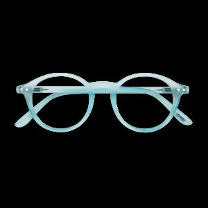 Izipizi #D Reading Glasses (Spectacles)Light Azure