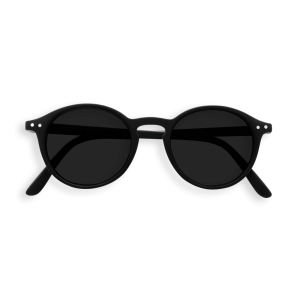 Izipizi #D Reading Sunglasses in Black with Grey Lenses