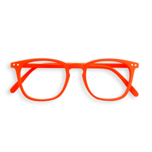 Izipizi #E Reading Glasses(Spectacles)Orange Pumpkin
