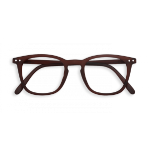 Izipizi #E Screen Glasses Dark Wood