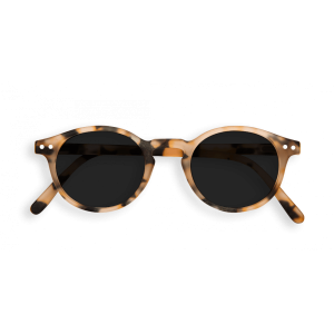 Izipizi #H Sunglasses Light Tortoise Grey Lenses