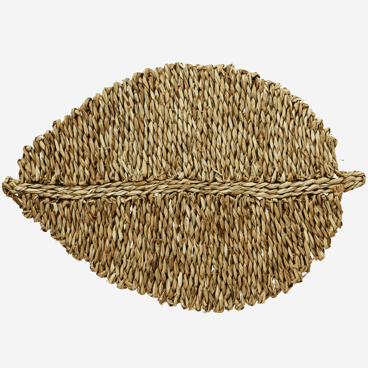 Natural Seagrass Leaf Placemat