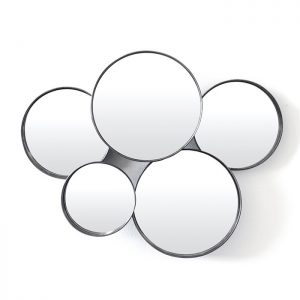 Snow White Round Multiple Mirror