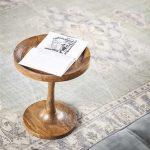 Brown Totum Side table