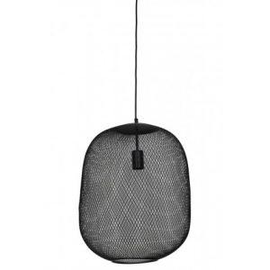 Black Mesh Pendant Lamp