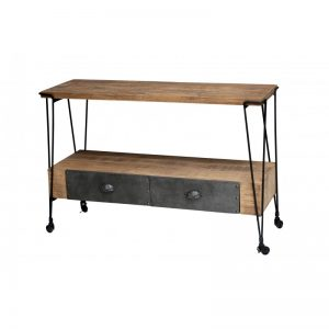 Blacksmith Console Table