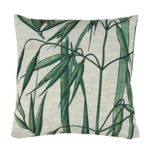 Printed Bamboo Cushion