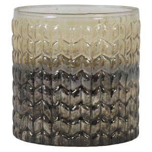 Gold Luster Vase