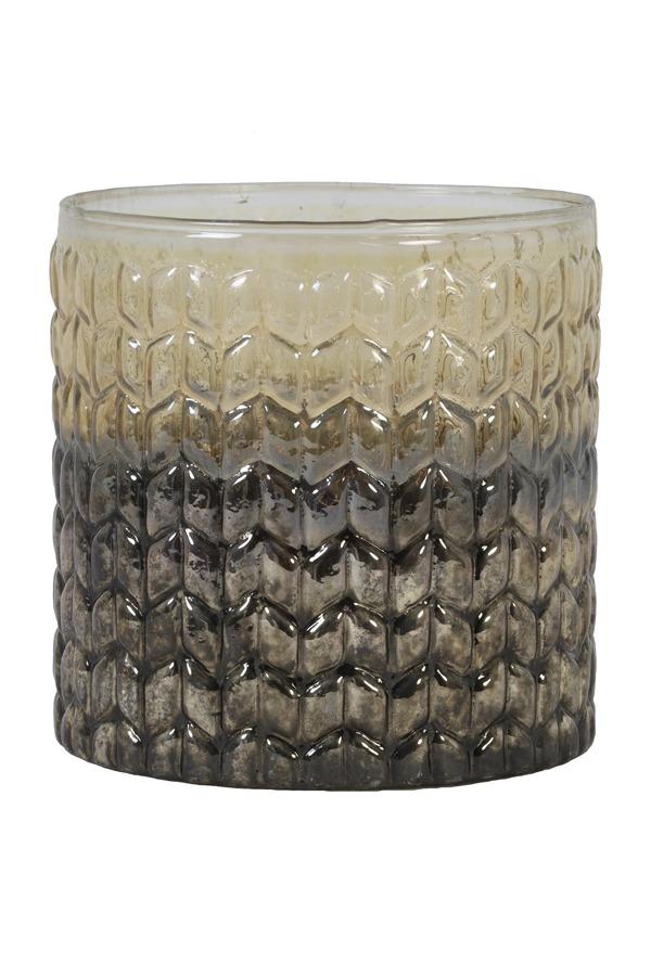 Gold Lustre Vase