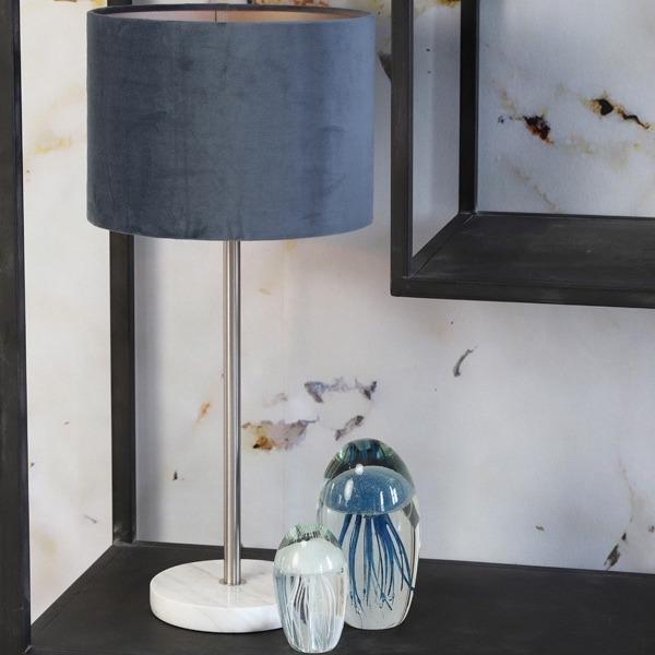Blue Jellyfish Paper Weight
