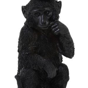 Monkey Tealight Candle Holder