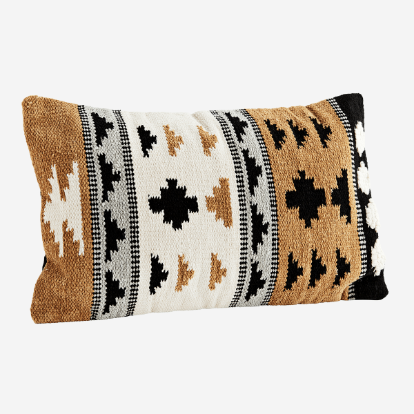 Aztec Chenille Cushion