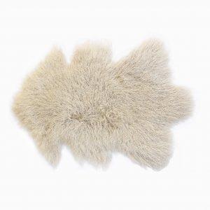 Birch Tibetan Sheepskin Rug
