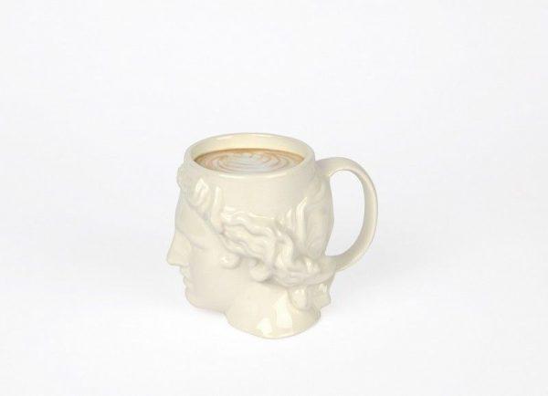 Apollo White Mug