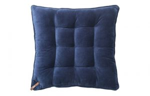 Velvet Seat Pad Royal Blue