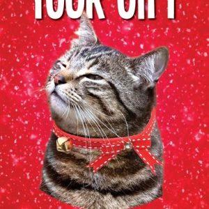 Litter Tray Christmas Card