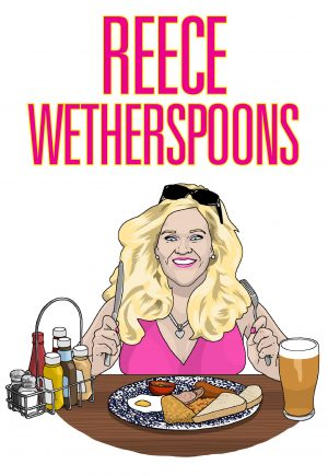 Reece Wetherspoons Greeting Card