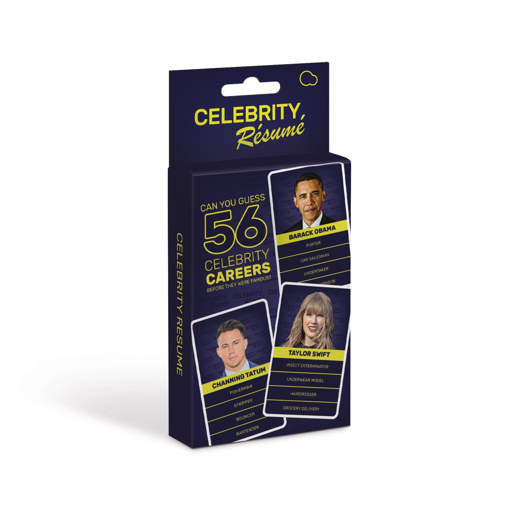 Celebrity Resume - US Edition